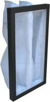 Abluftfilter G4 passend für Hoval Homevent RS-250 (Taschenfilter)