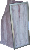 F7 Taschenfilter passend für ZEWOTHERM LG500 / Zuluftfilter