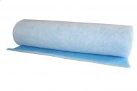 Filtermatte G3 blau/weiß 18mm stark 190g/m² (Preis pro Quadratmeter)