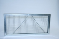 Filterrahmen passend für EnEV-AIR WRA 300 medium / 400 large mit Bypass