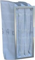 G4 Taschenfilter passend für ZEWOTHERM LG500 / Abluftfilter