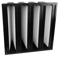 Kompaktfilter ePM1 80% (F9) 592x592x292mm V4