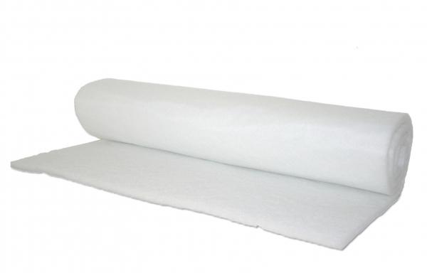 filtermatte g3 wei 18mm stark 190g m preis pro. Black Bedroom Furniture Sets. Home Design Ideas