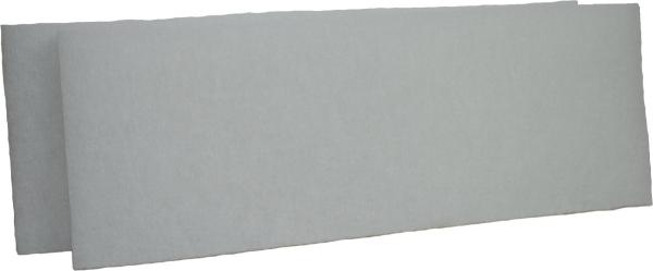 20 x G4 Filter passend für Wolf CWL 300 400 Excellent Filtermatten Lüftung