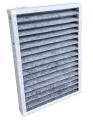 Aktivkohlefilter 350x250x40mm für Iso-Filterbox DN160