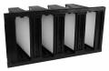 Kompaktfilter ePM1 55% (F7) 592x287x292mm V4